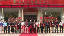 2018国粹华艺系列 当代没骨画展在沪开幕
