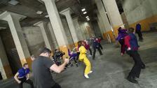 蔡依林《玫瑰少年》舞蹈版MV2/15正式上线