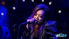 涵子携加拿大乐队唱响《沉迷live2019》北京站现场