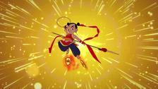 大型动画系列片《哪吒与变形金刚》形象正式发布