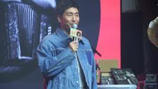 沙宝亮出道20年发布黑胶大碟 启动S20岁乐私享会