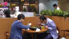 """马驹桥20余家品牌餐饮""""吃货节""""5折复工"""